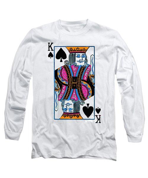 King Of Spades - V3 Long Sleeve T-Shirt