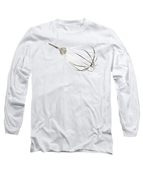 Kitchen Whisk Long Sleeve T-Shirt
