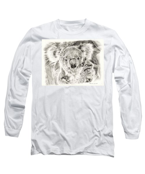 Koala Garage Girl Long Sleeve T-Shirt
