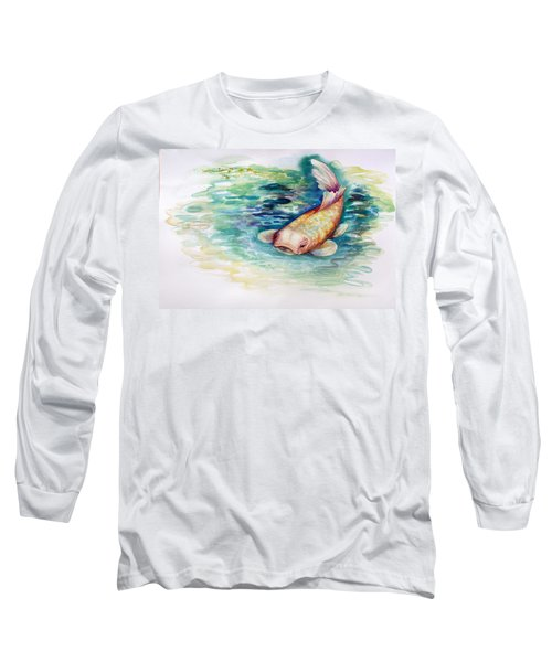 Koi I Long Sleeve T-Shirt