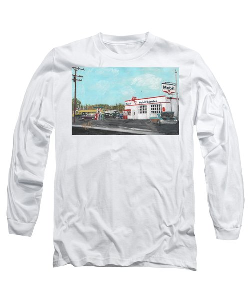 Koki's Garage Long Sleeve T-Shirt