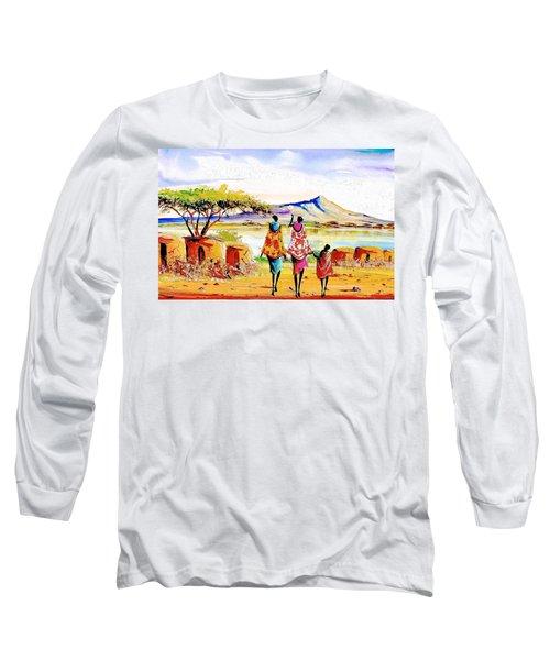 L 96 Long Sleeve T-Shirt