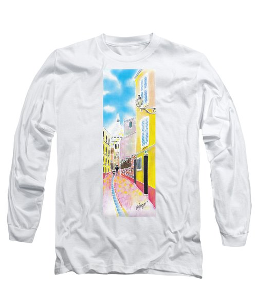 La Butte Montmartre Long Sleeve T-Shirt