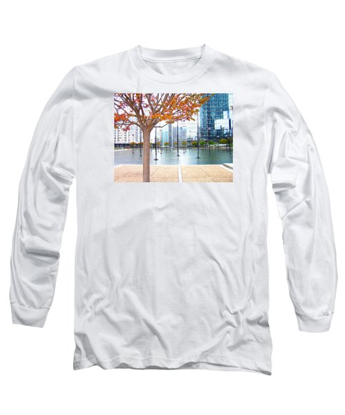 La Defense Long Sleeve T-Shirt by Oleg Zavarzin