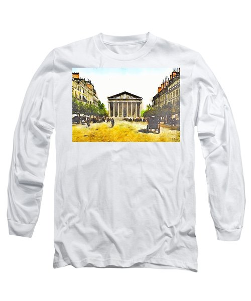 La Madeleine 1890 Long Sleeve T-Shirt