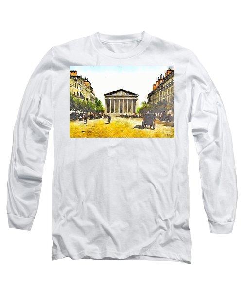 La Madeleine 1890 Long Sleeve T-Shirt
