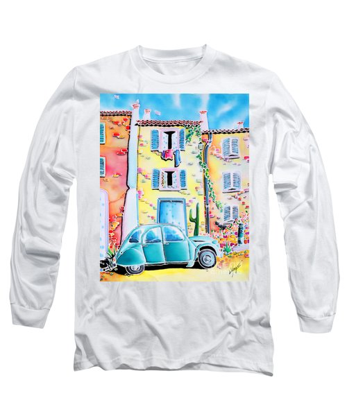 La Maison De Copain Long Sleeve T-Shirt