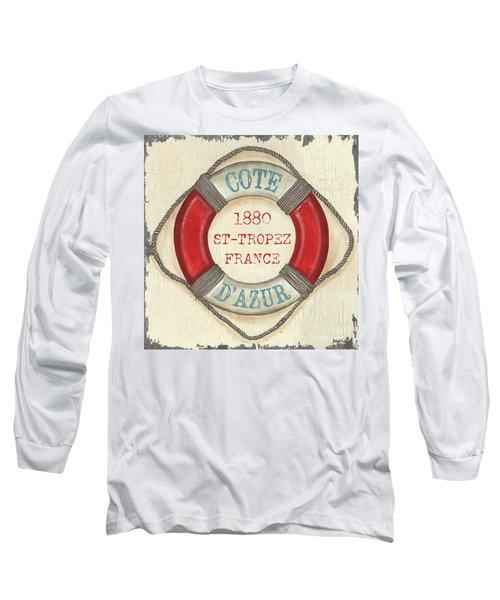 La Mer Cote D'azur Long Sleeve T-Shirt