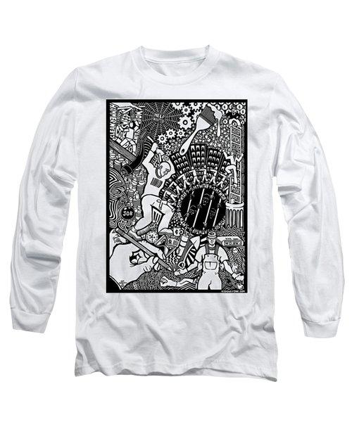 Labor Daze Long Sleeve T-Shirt