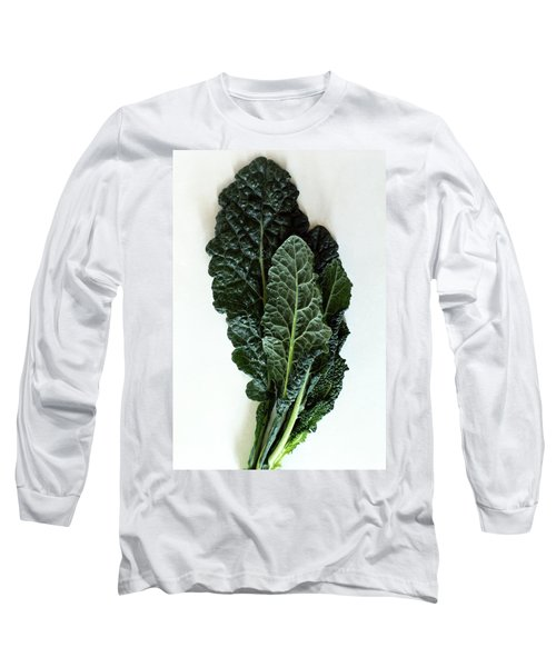 Lacinato Kale Long Sleeve T-Shirt