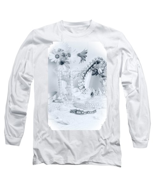 Ladies Dressing Table Long Sleeve T-Shirt