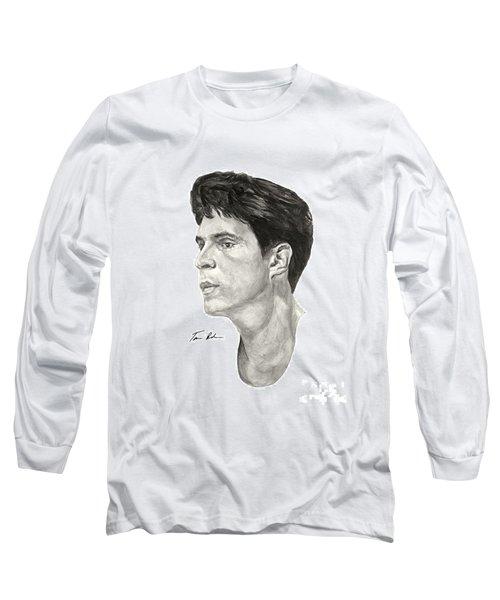 Laettner Long Sleeve T-Shirt by Tamir Barkan
