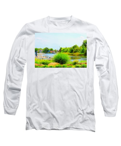 Lagoon  Long Sleeve T-Shirt