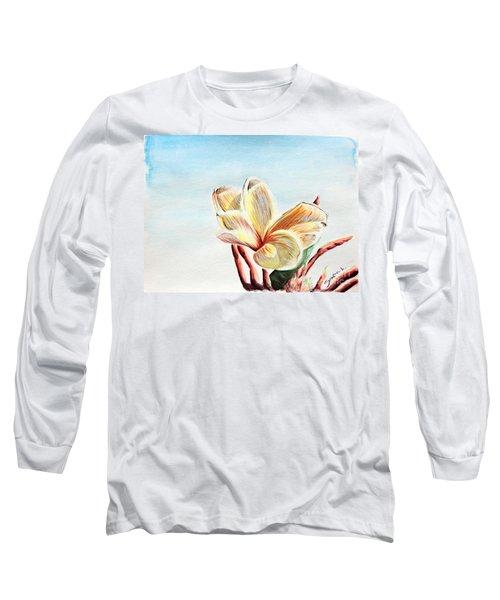 Laguna Flower Long Sleeve T-Shirt