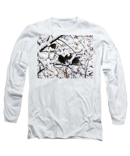 Lake Country Quail Long Sleeve T-Shirt