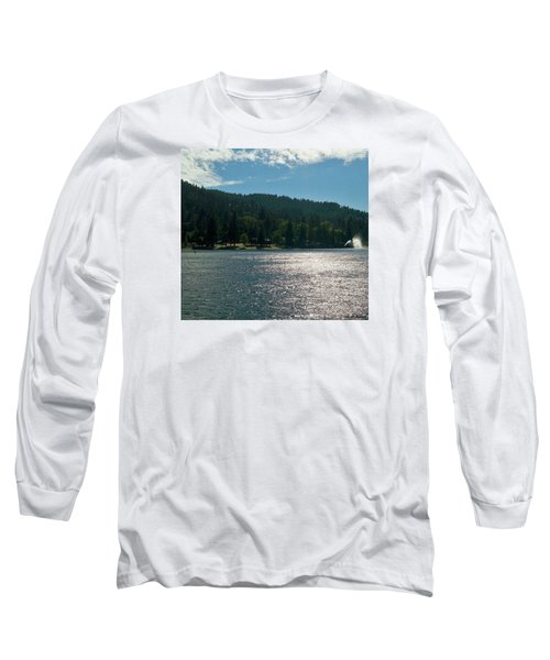 Lake Gregory Long Sleeve T-Shirt