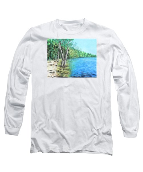Lakeland 2 Long Sleeve T-Shirt by Jeanne Fischer