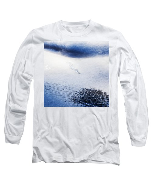 Long Sleeve T-Shirt featuring the photograph Langjokull by Gunnar Orn Arnason