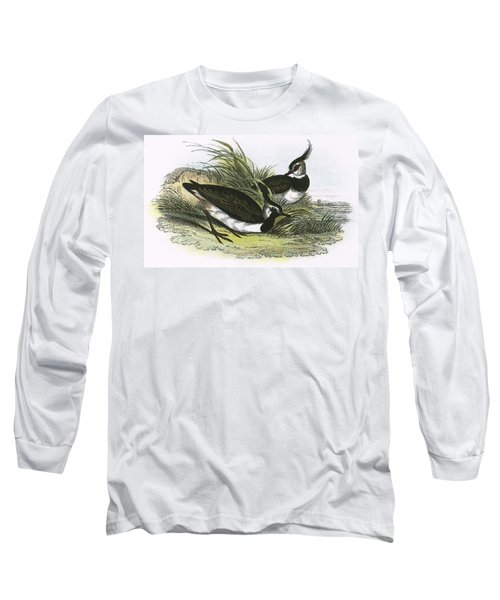 Lapwing Long Sleeve T-Shirt by English School