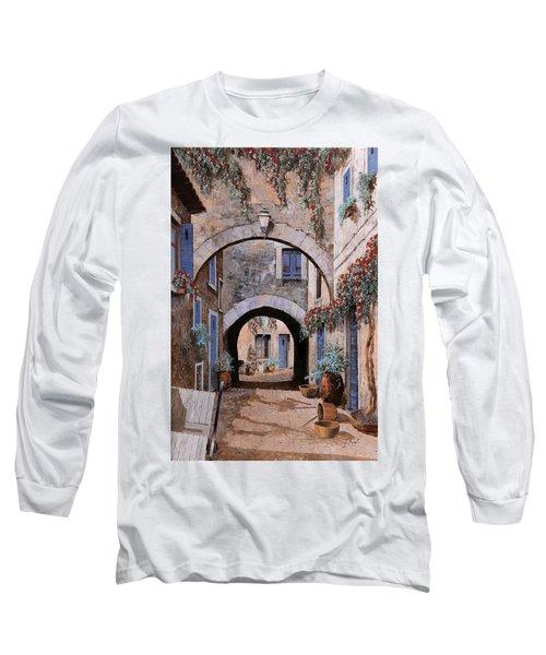L'arco Del Diavolo Long Sleeve T-Shirt