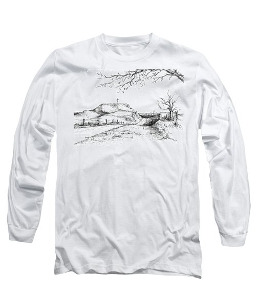 Last Hill Home Long Sleeve T-Shirt
