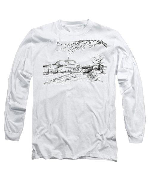 Last Hill Home Long Sleeve T-Shirt