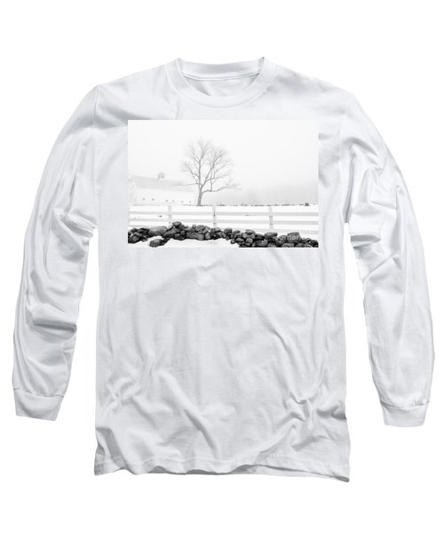 Late Winter Long Sleeve T-Shirt by Alana Ranney