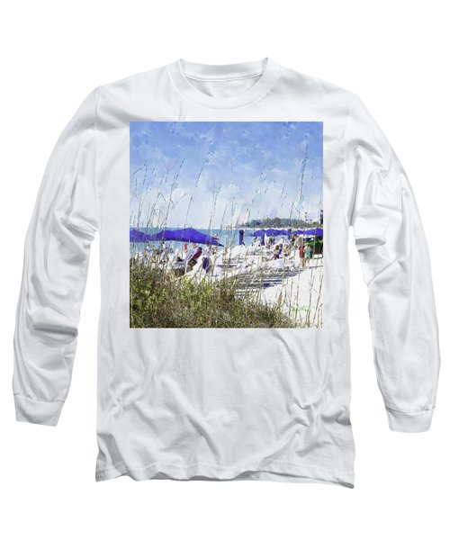 Late Winter Early Spring When Everybody Goes To Florida Long Sleeve T-Shirt