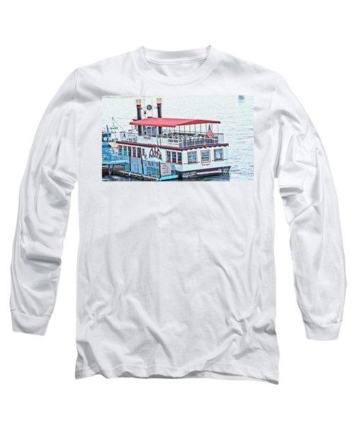 Laughlin Riverboat Long Sleeve T-Shirt