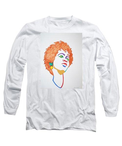 Lauryn Hill  Long Sleeve T-Shirt