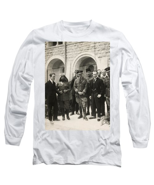Lawrence Of Arabia Long Sleeve T-Shirt