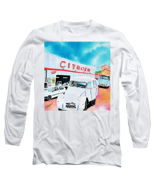 Le Garage Long Sleeve T-Shirt