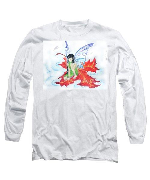 Leaf Fairy Long Sleeve T-Shirt