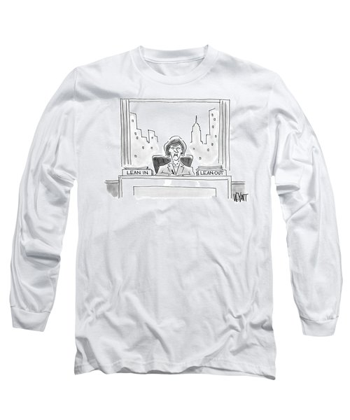 Lean Long Sleeve T-Shirt