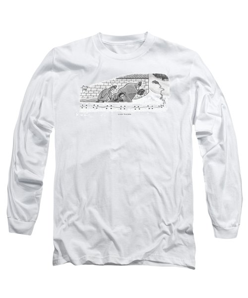 Learn Tracking Long Sleeve T-Shirt