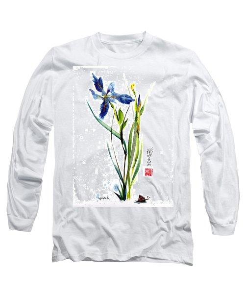 Leaving Zen Long Sleeve T-Shirt
