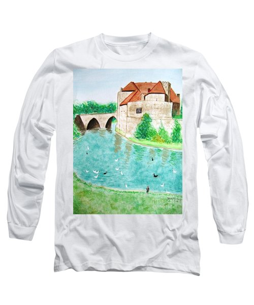 Leeds Castle  Long Sleeve T-Shirt
