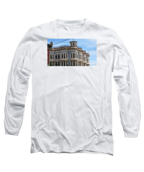 Left In Time Long Sleeve T-Shirt