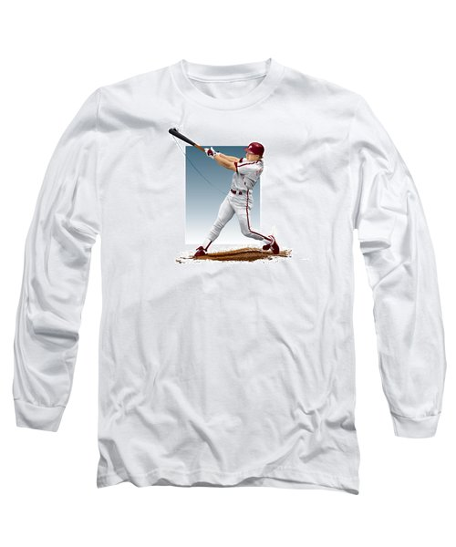 Lenny Dykstra Long Sleeve T-Shirt