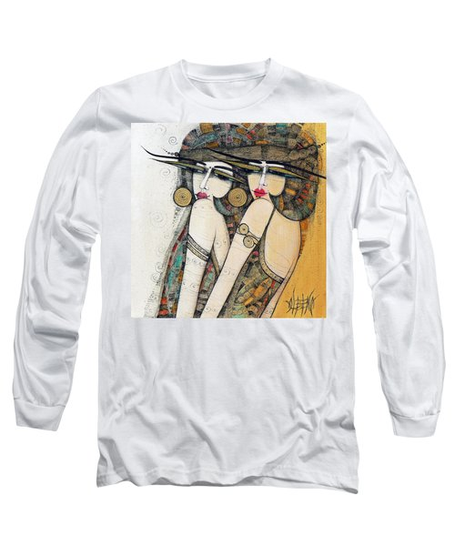 Les Demoiselles Long Sleeve T-Shirt