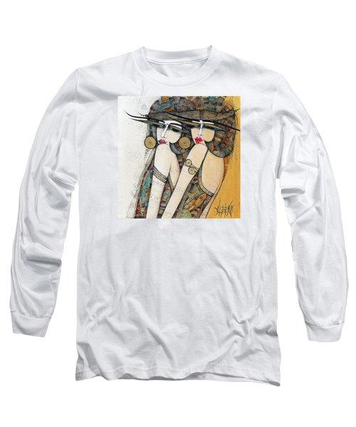 Les Demoiselles Long Sleeve T-Shirt