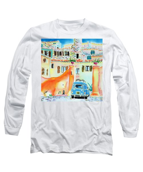 Les Voisins Long Sleeve T-Shirt