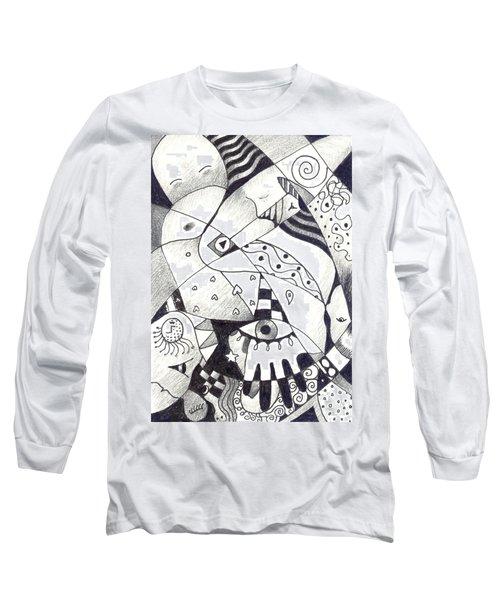Let Us Dance Long Sleeve T-Shirt