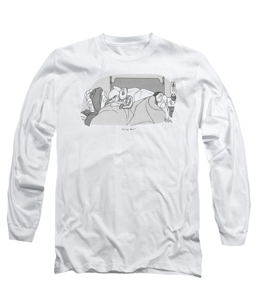 Let's Go, Mets! Long Sleeve T-Shirt