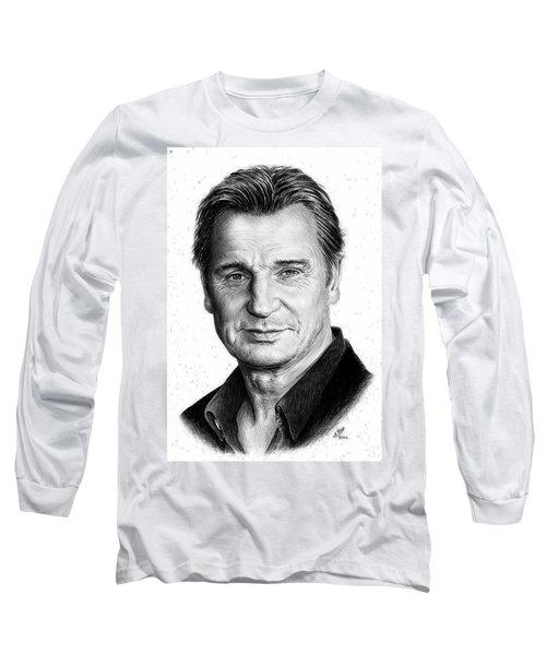 Liam Neeson Long Sleeve T-Shirt