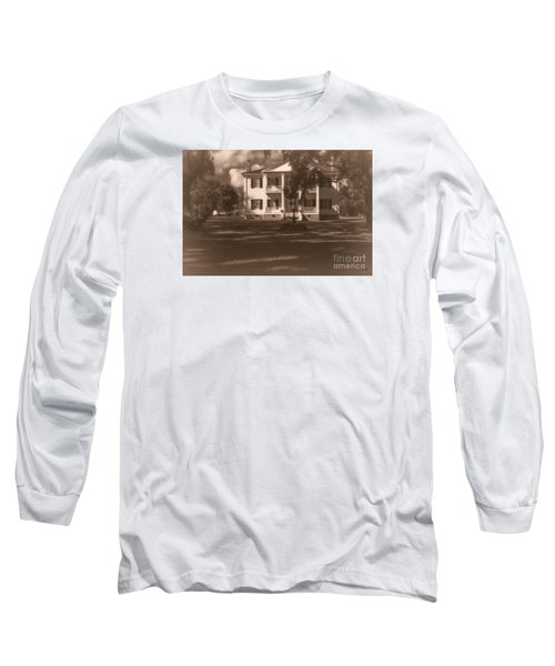 Liendo Plantation Home Long Sleeve T-Shirt
