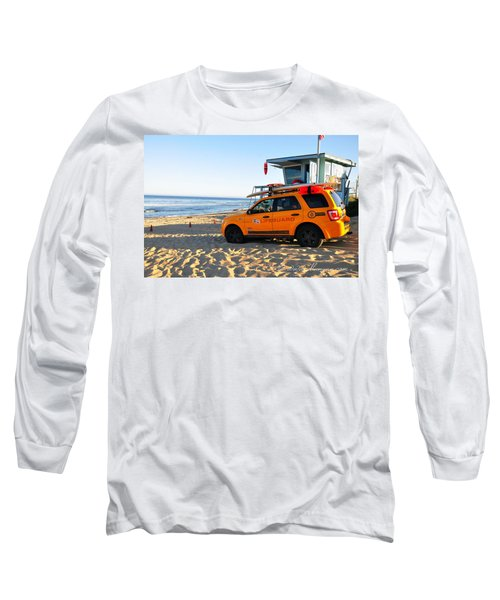 Life Guard  Long Sleeve T-Shirt