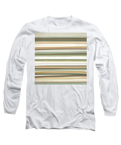 Light Mocha Long Sleeve T-Shirt