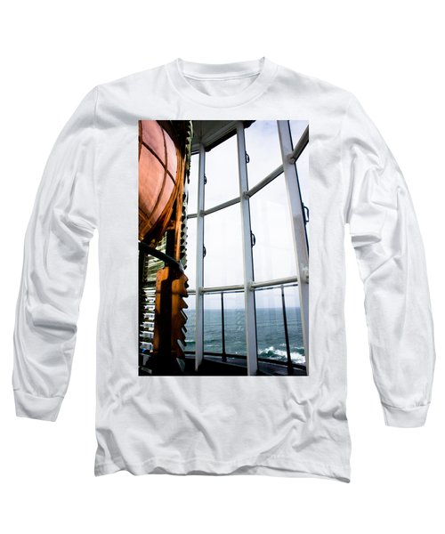 Lighthouse Lens Long Sleeve T-Shirt