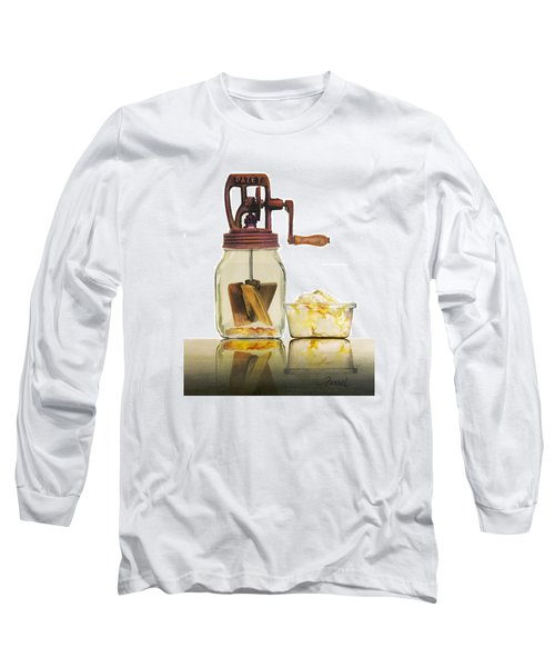 Like Buttah Long Sleeve T-Shirt
